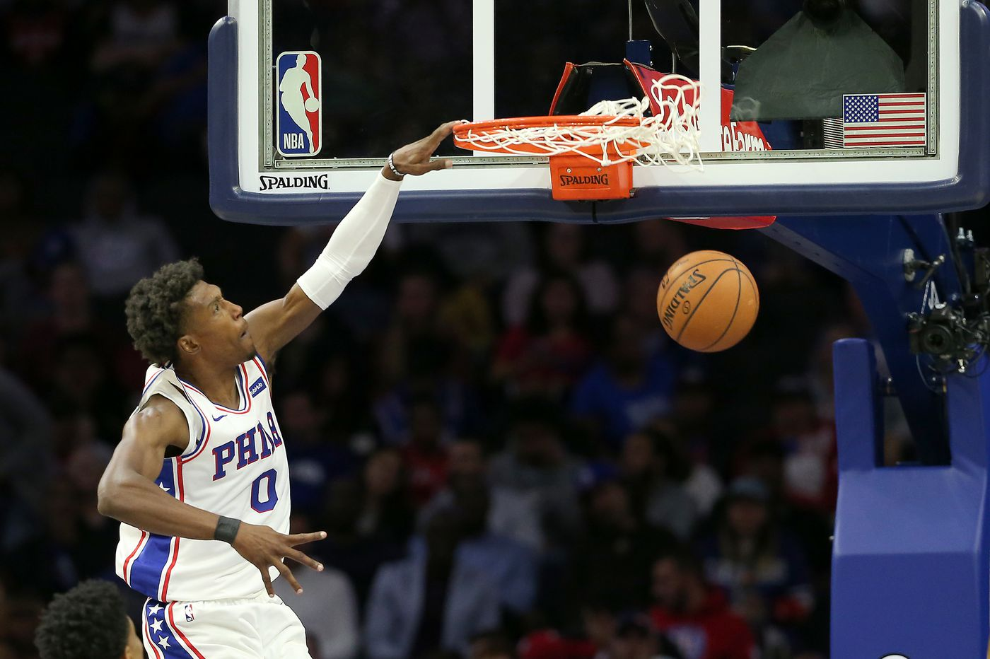 Josh Richardson's versatility remains on display in Sixers' 106-86 victory over Detroit Pistons