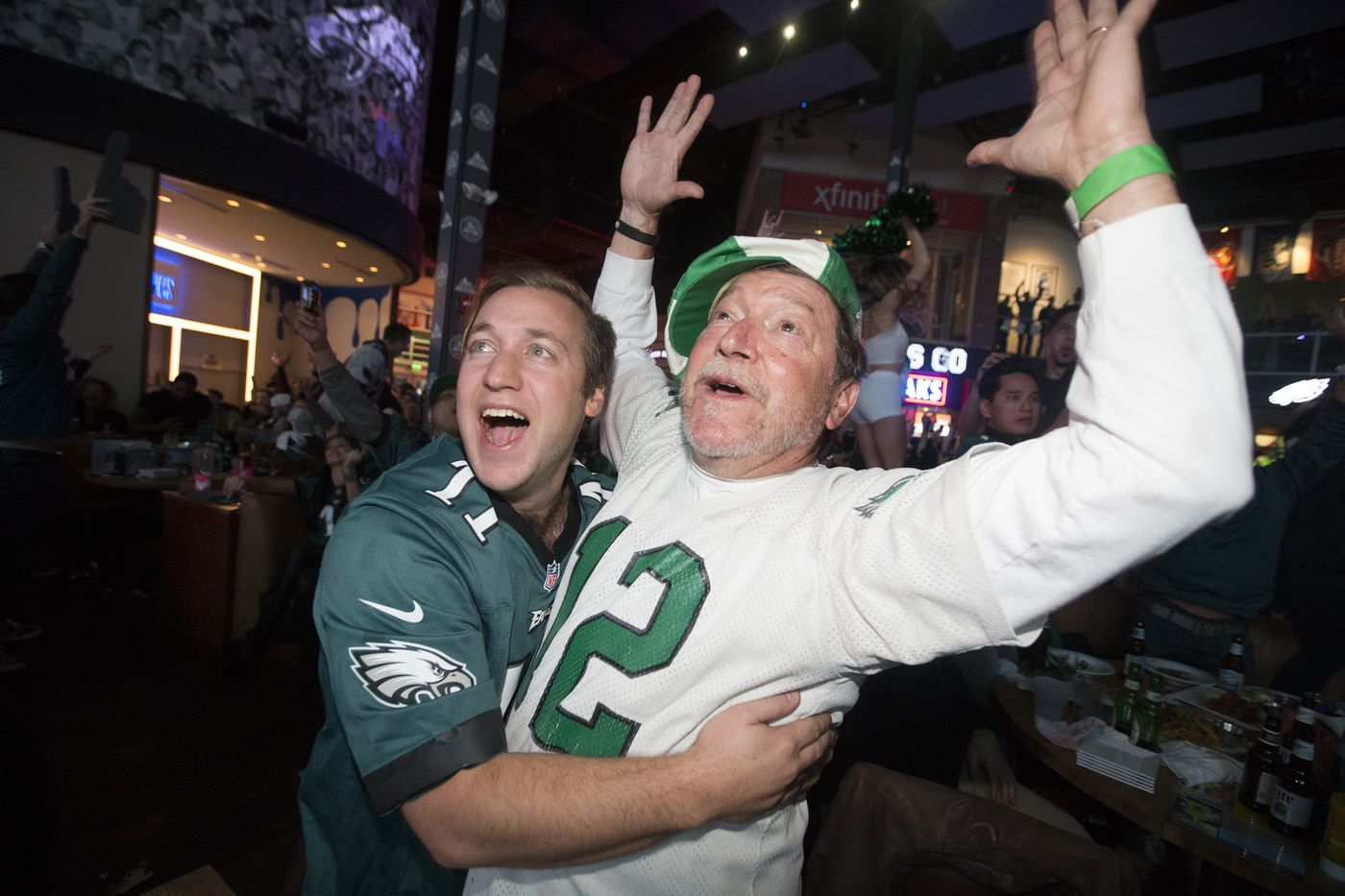 Father's Day is coming and the Eagles are Super Bowl champs. Does that change things for you, like it does me?