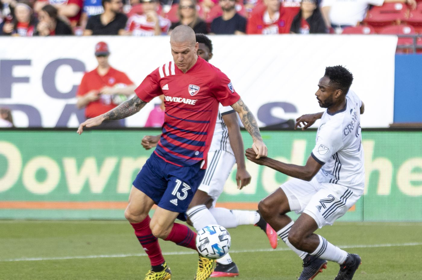 Warren Creavalle's start a worse sign for Union than loss at FC Dallas | Jonathan Tannenwald