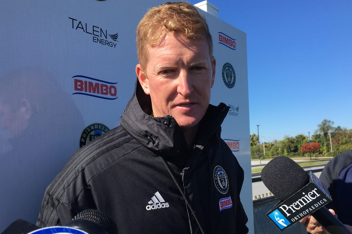 Jim Curtin promises 'different approach' in Union's playoff game at New York City FC