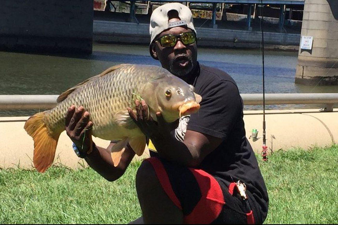 Carpe Diem: 30-pound fish caught in the Schuylkill