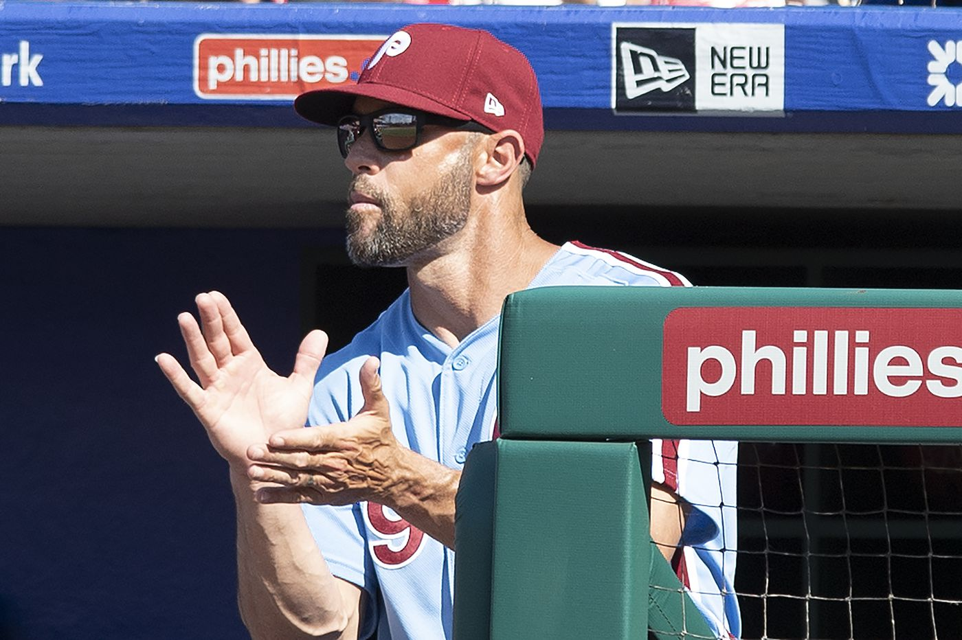 Gabe Kapler to interview with Chicago Cubs