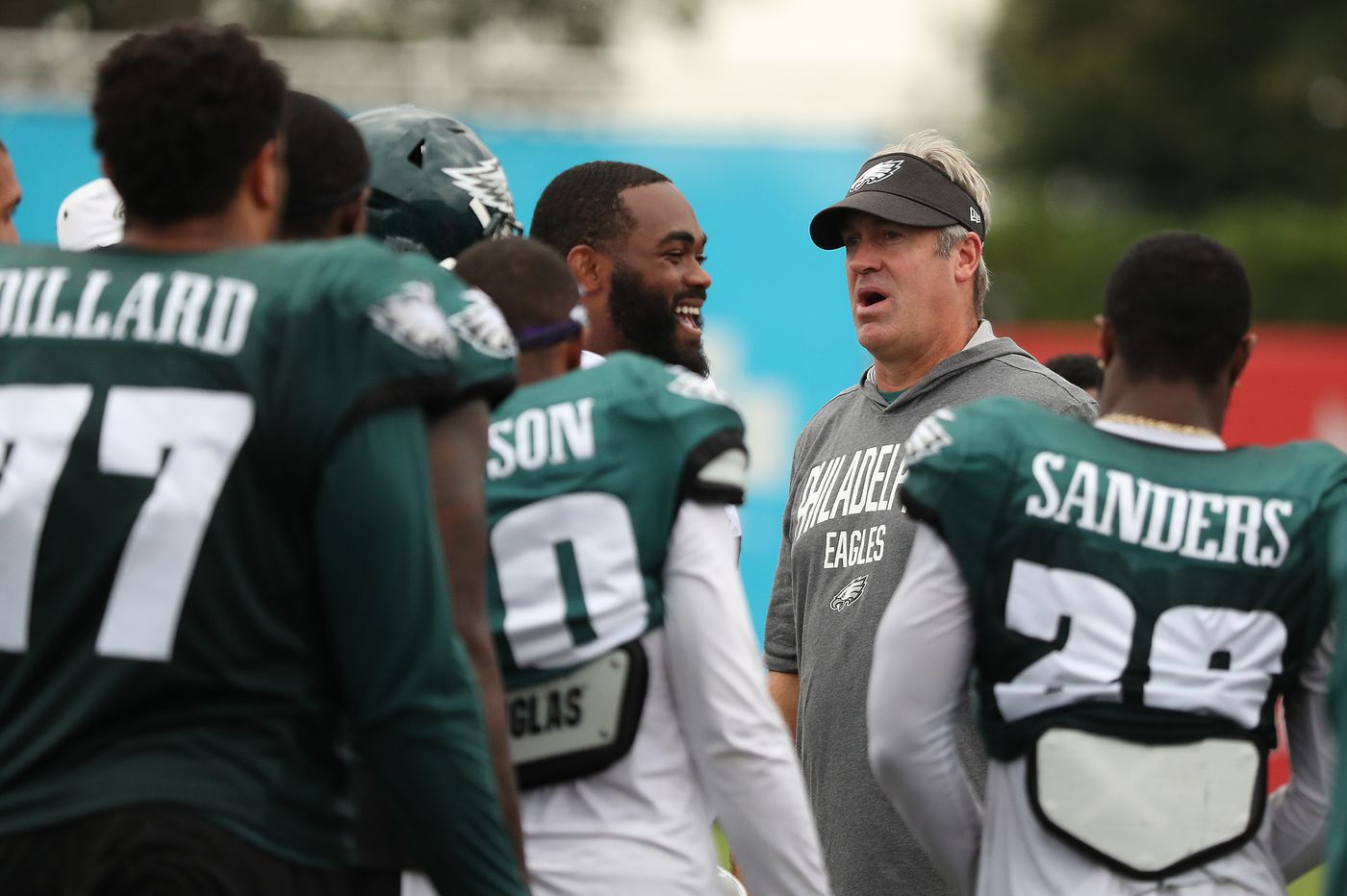How will COVID-19 precautions affect Doug Pederson, Eagles' ability to evaluate, build roster?