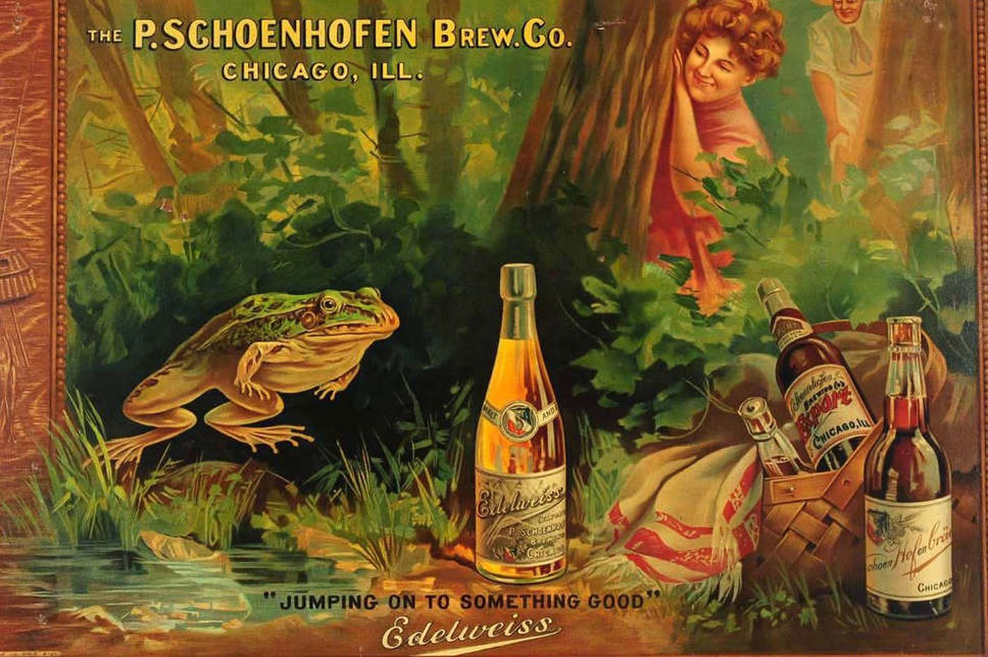 Auctions: Beer cans are the toast of a sale