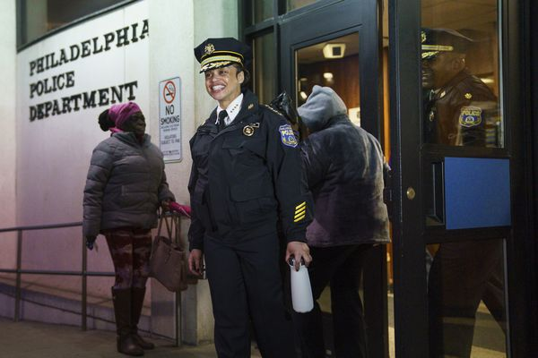 New Philly Police Commissioner Danielle Outlaw takes over her new department