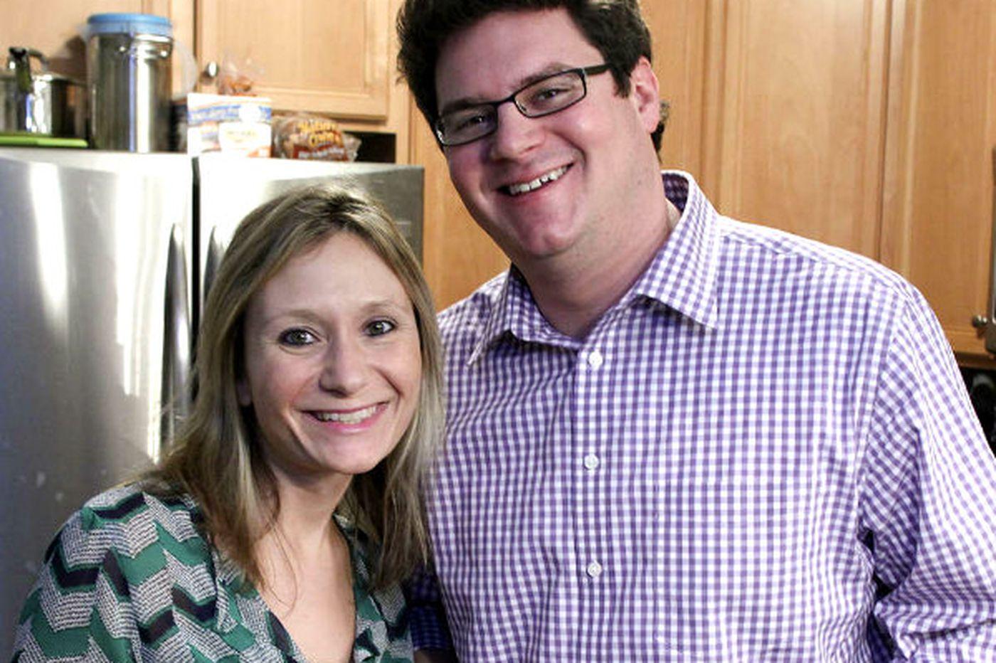 Montco attorney finds recipe for love