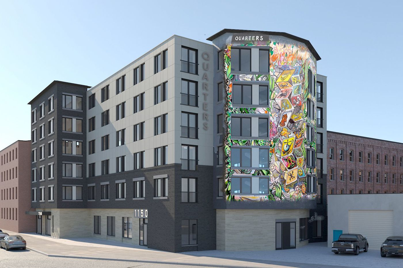 Dorm-like 'coliving' apartment building planned in Northern Liberties