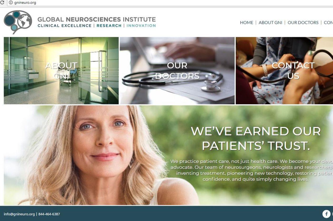 Crozer-Keystone partners with Global Neurosciences Institute