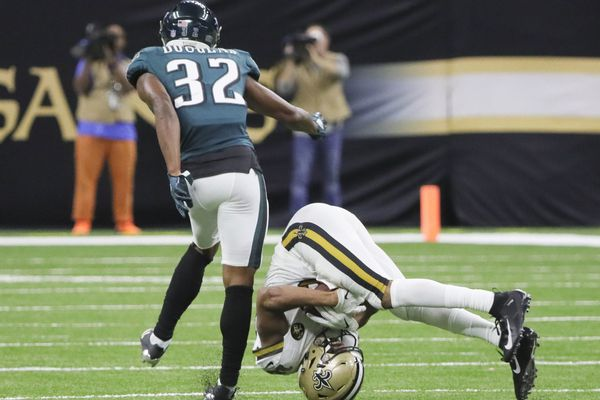 Five reasons the Eagles lost to the Saints