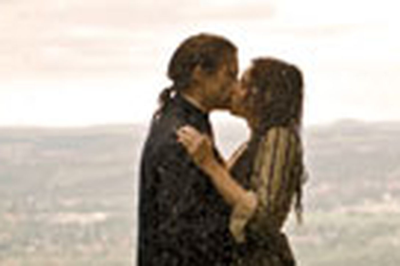 Shakespeare . . . er, rather . . . Goethe in love