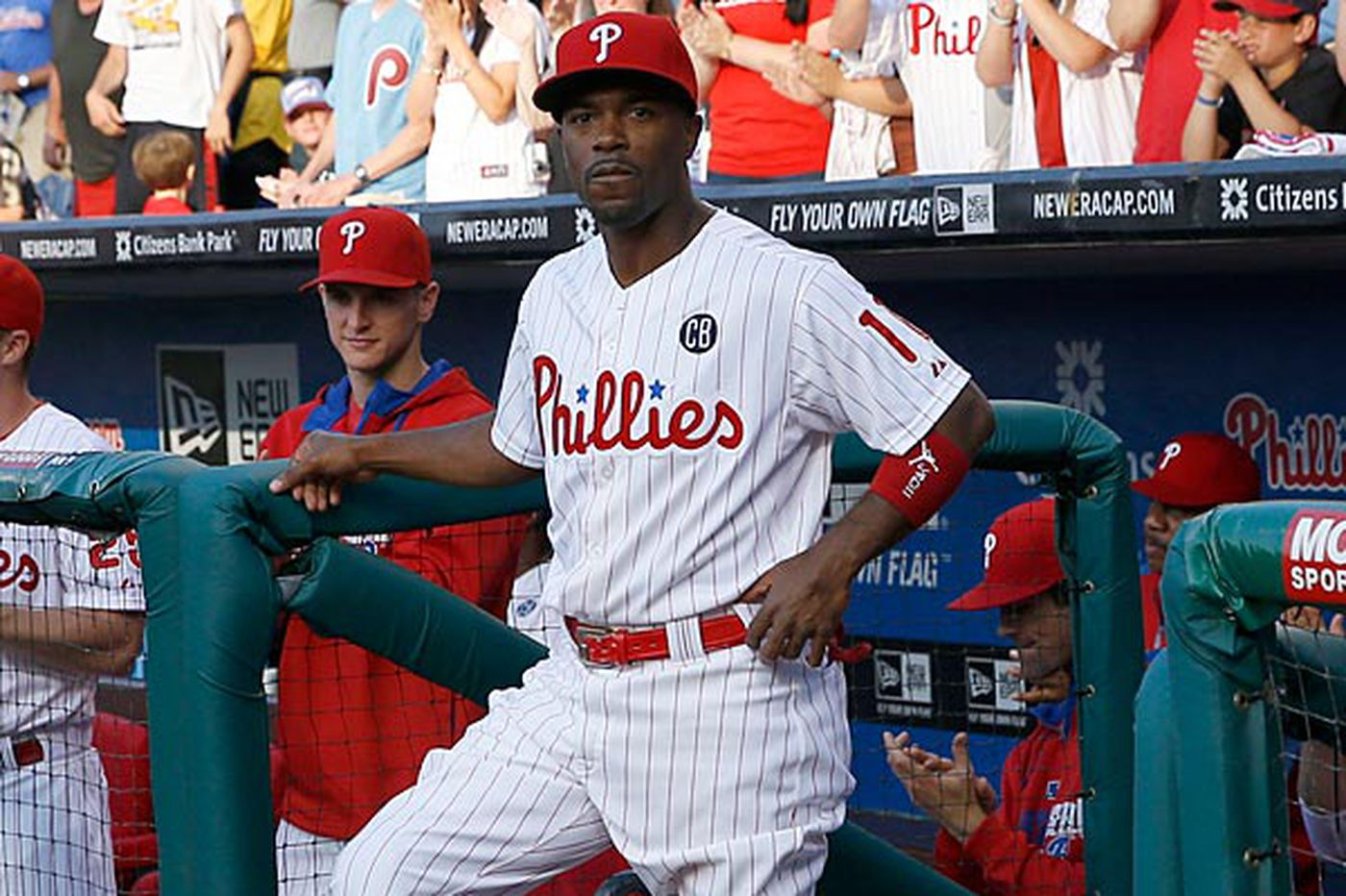 Rollins has made a lasting impression with the Phillies