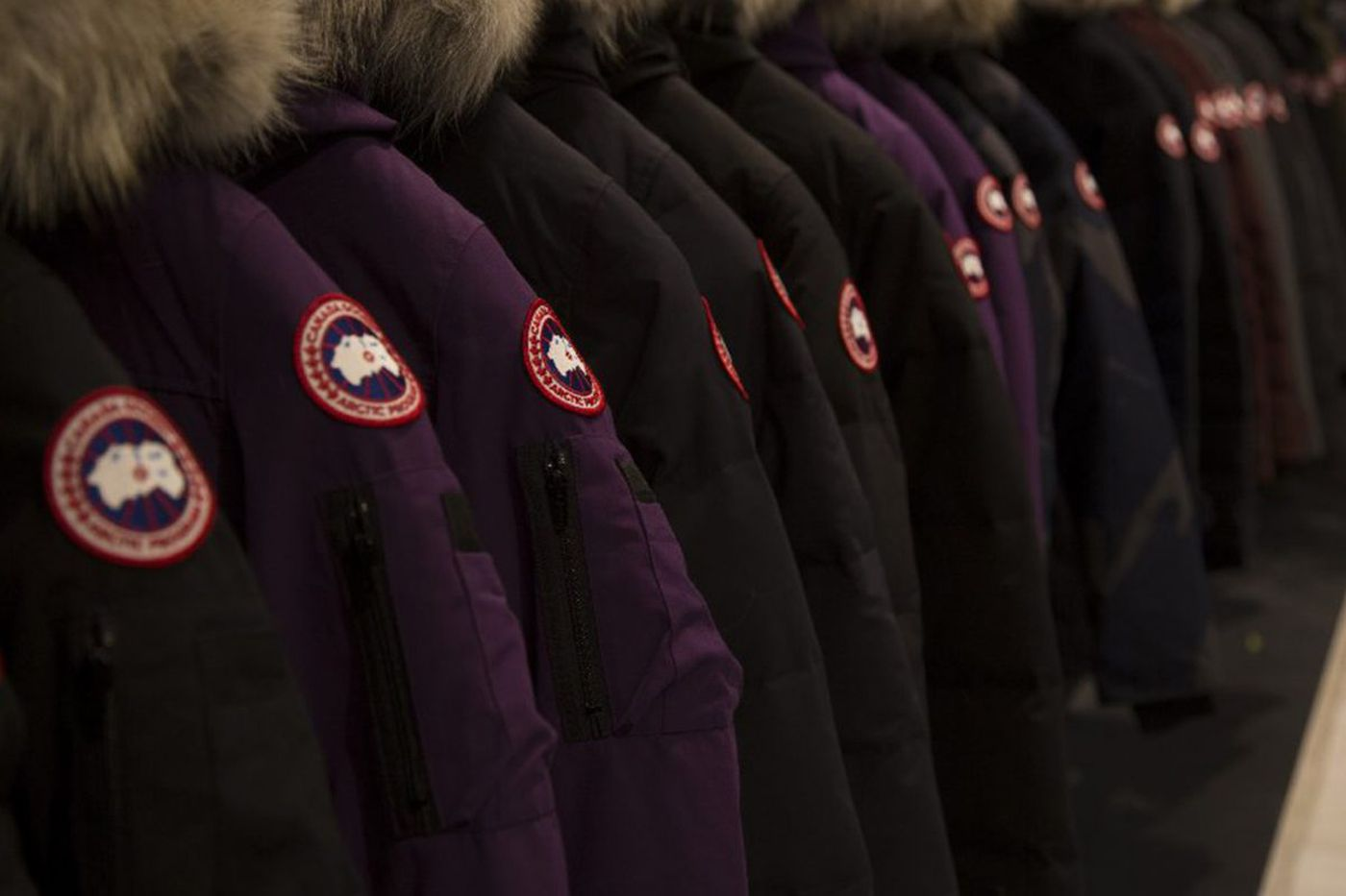 Canada Goose shares have nearly tripled as its parkas fly off shelves