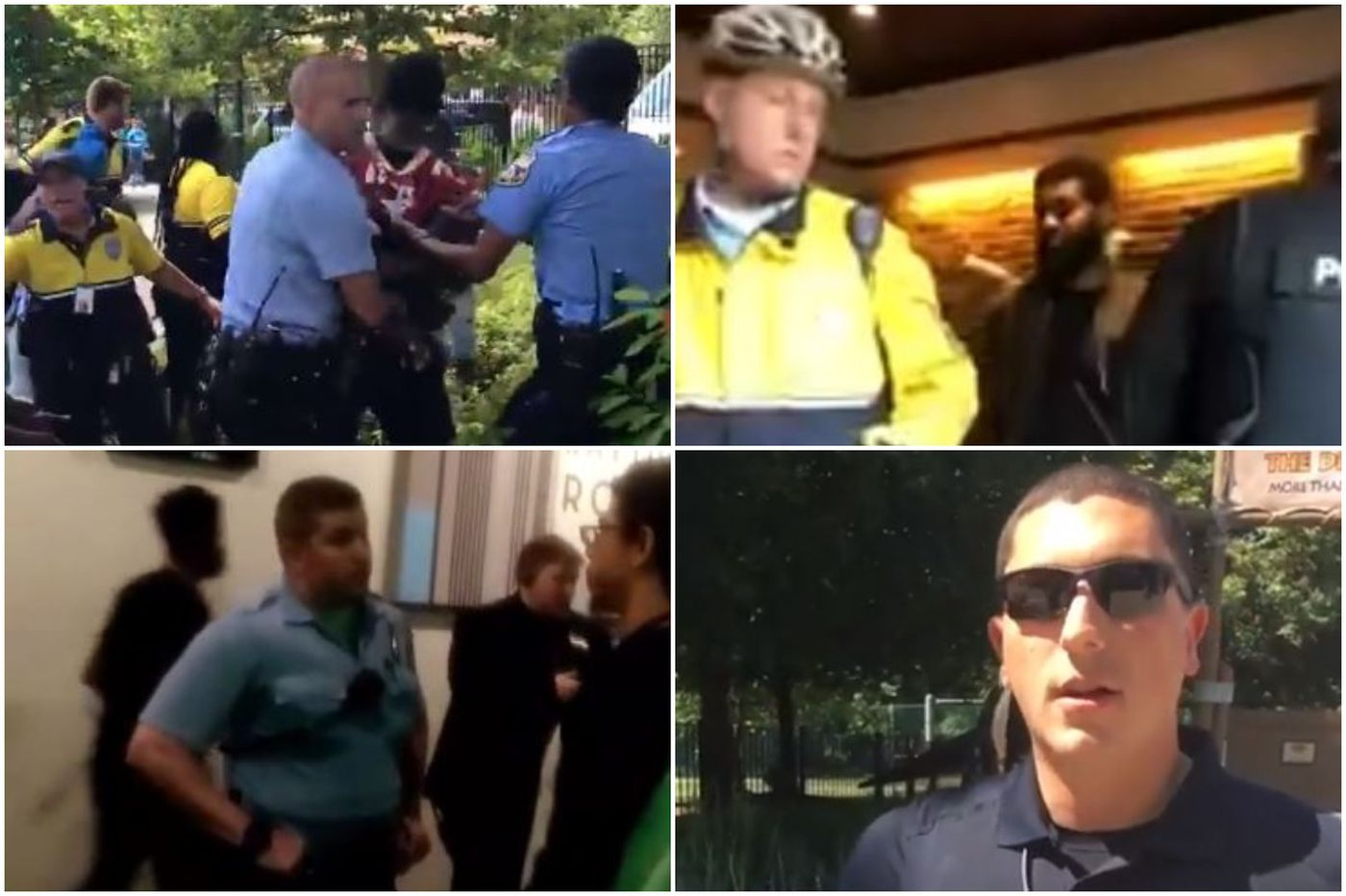 Viral videos alleging racial profiling show what people of color have 'endured for generations'
