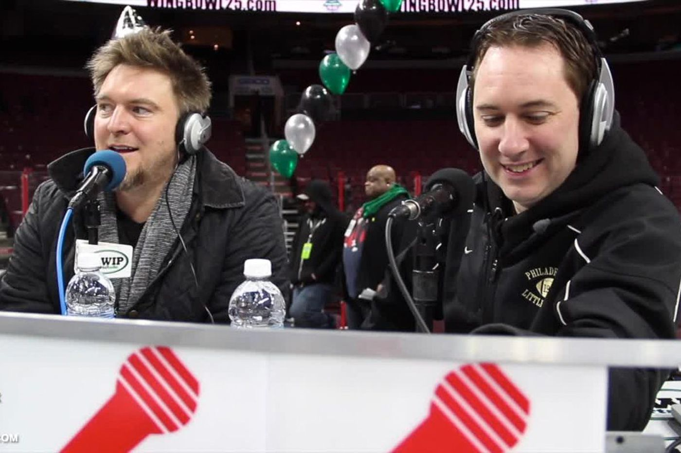 Philly sports radio ratings: DeCamara & Ritchie up big, Missanelli still ahead