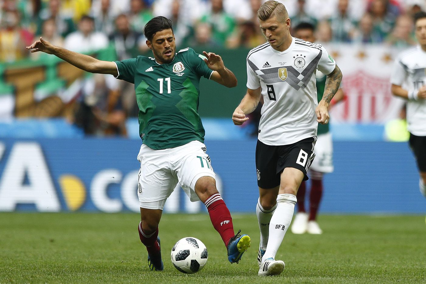 World Cup schedule, TV and streaming info: Belgium-Tunisia, South Korea-Mexico, Germany-Sweden