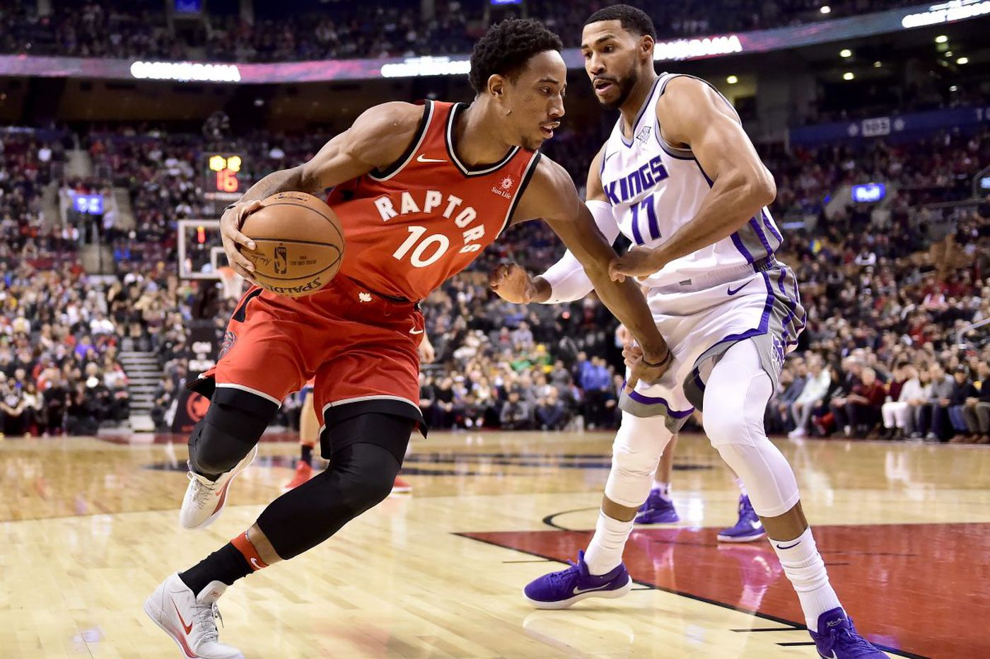 Sixers-Raptors preview: DeMar DeRozan, Serge Ibaka could make this game ugly