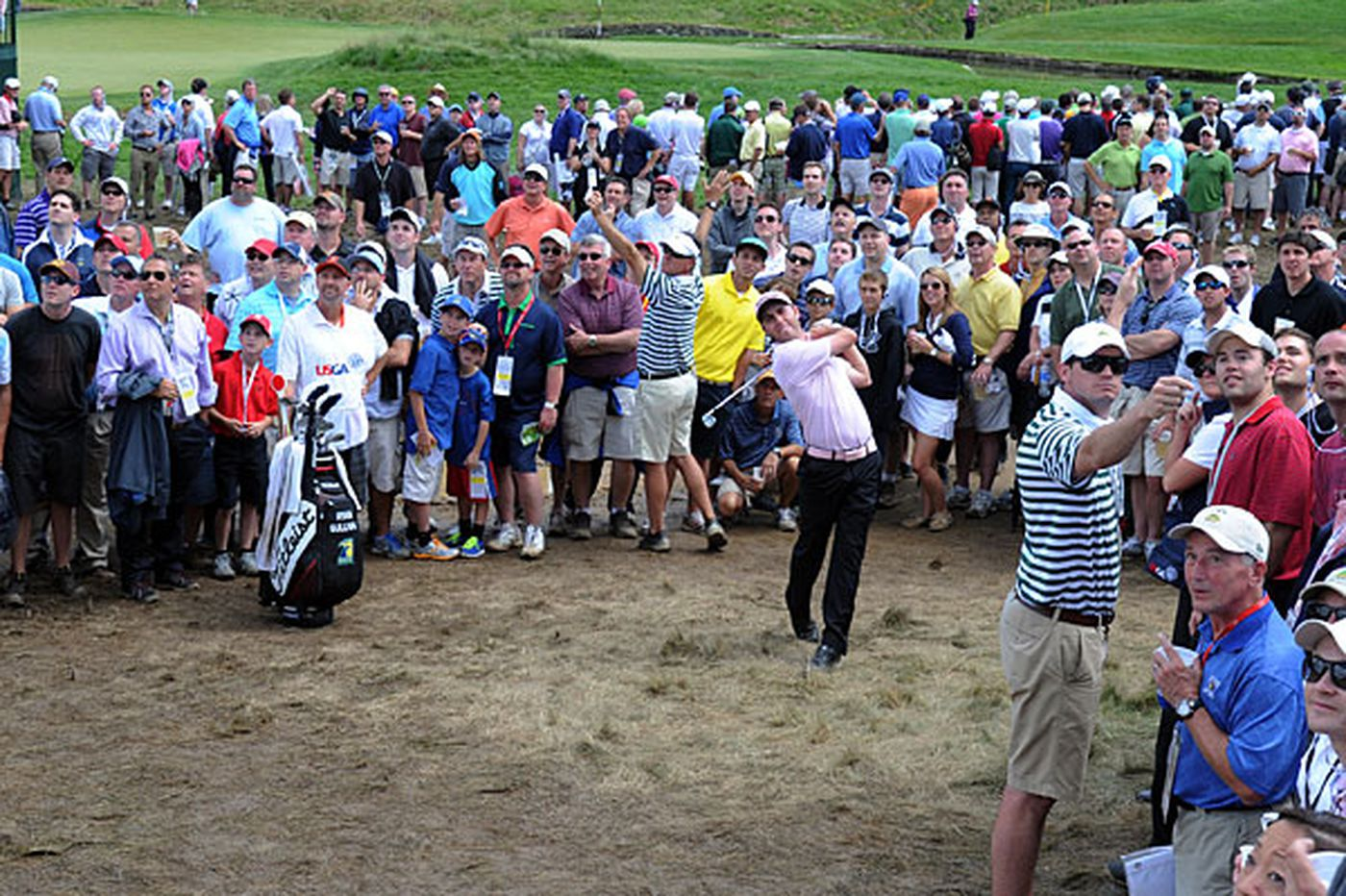 Philly should have a major golf tournament