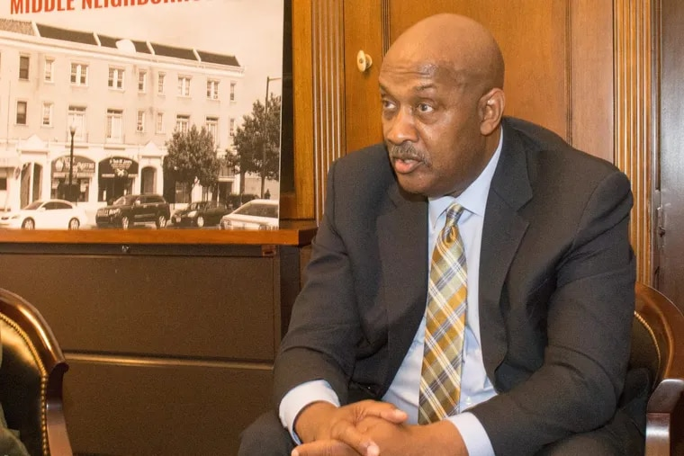 """When it comes to legalizing marijuana Congressman Dwight Evans (D-Pa.) is """"one thousand percent on board."""""""
