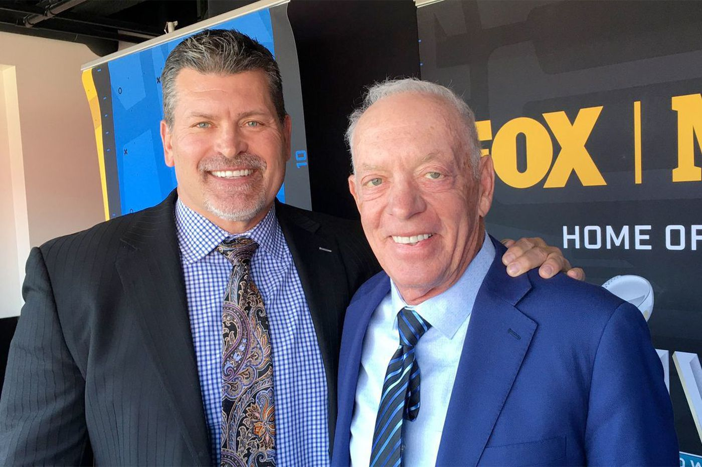 Fox Sports' Dick Stockton responds to criticism over Eagles-Bears call