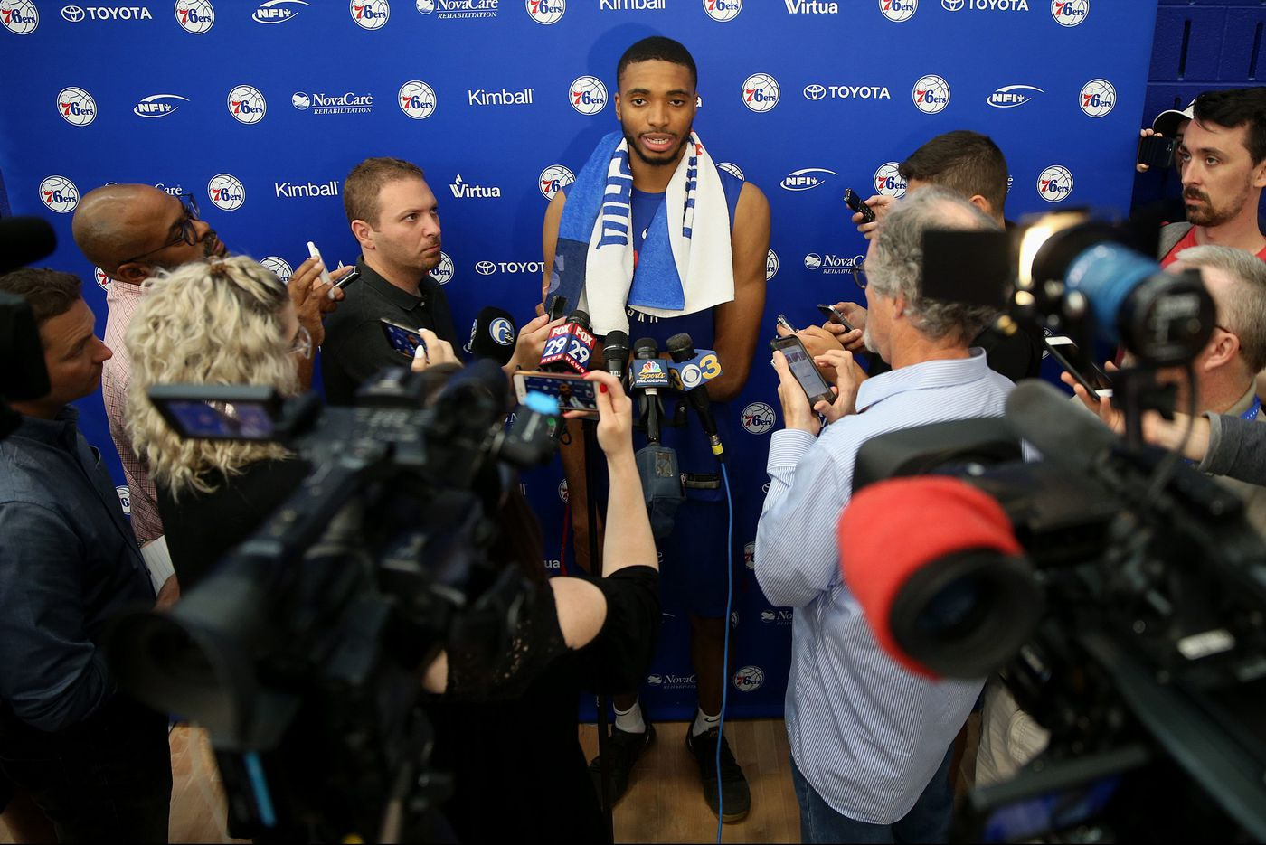 Villanova's Mikal Bridges would be perfect fit for Sixers, if they can get him | Mike Sielski