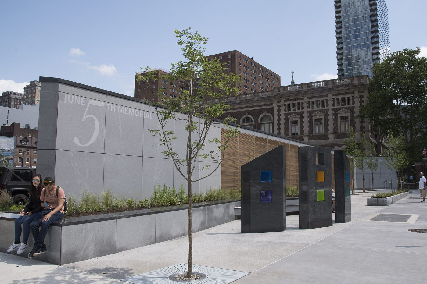 What the new Salvation Army memorial tells us about Philadelphia's building boom | Inga Saffron