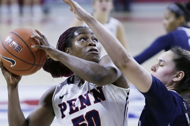 Villanova women's basketball wins Big 5 championship by beating Penn at the Palestra