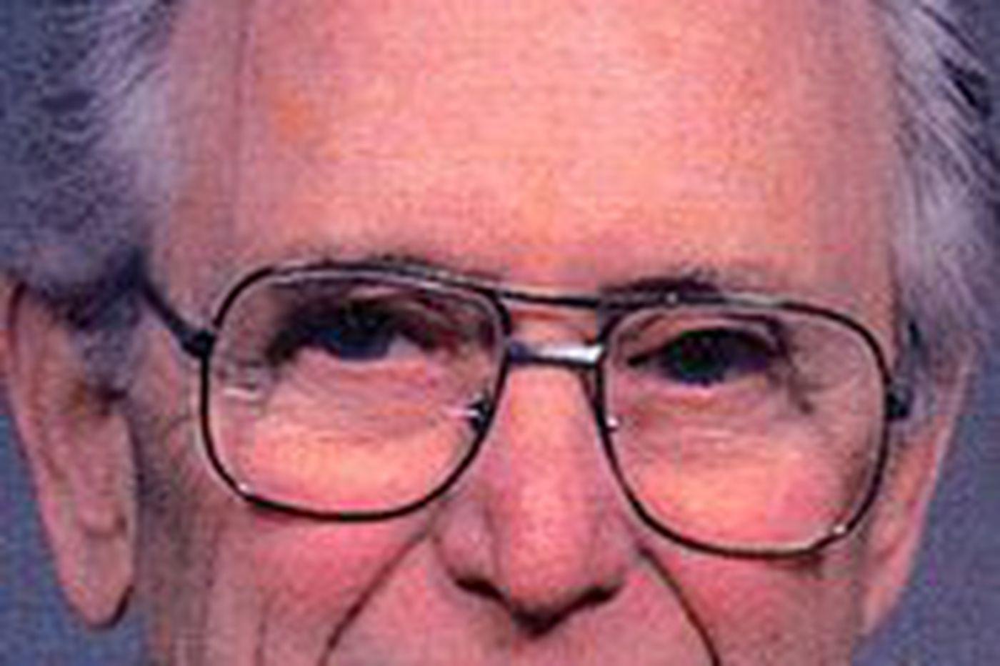Cecil Bailey | GE engineer, veteran, 83
