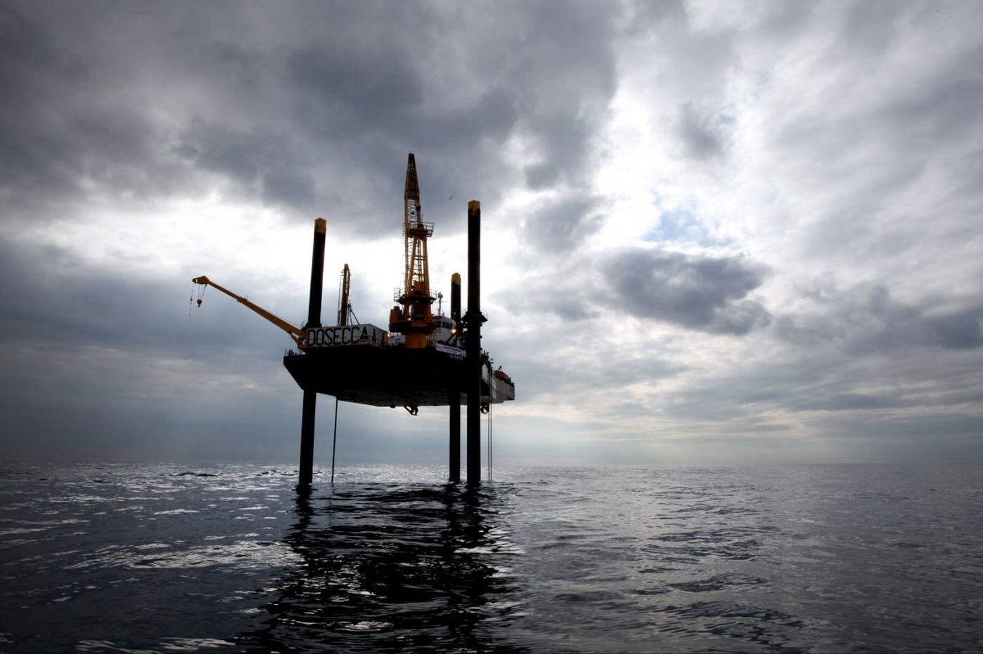 Could N.J. offshore drill plan be dead? Local Congressmen are optimistic