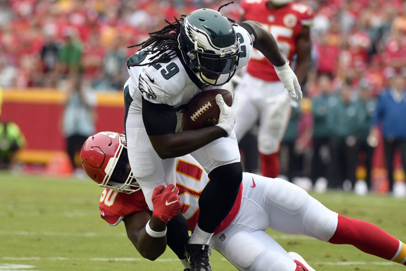 Eagles-Chiefs: 5 numbers that mattered | Domowitch