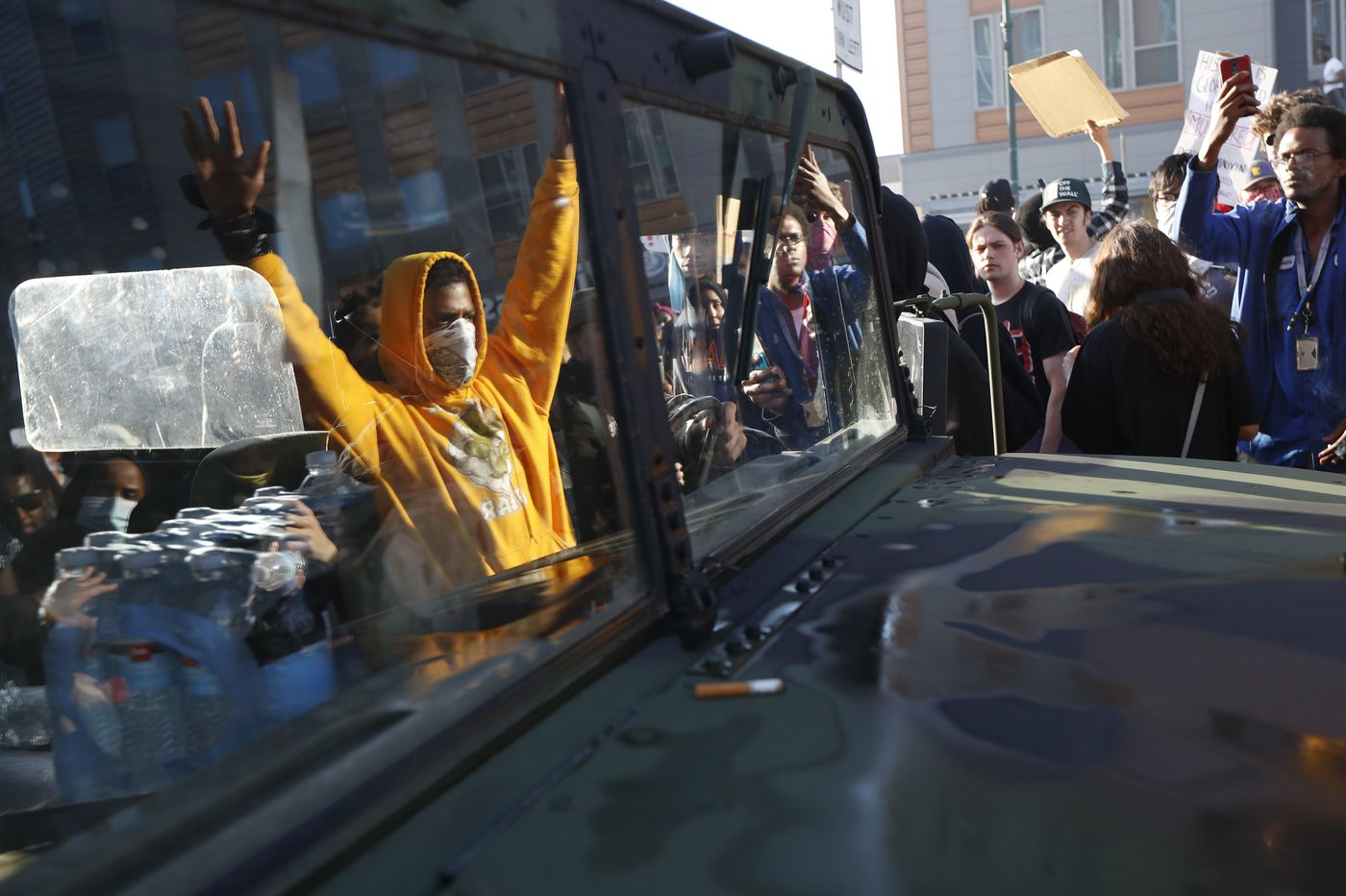 Police turn more aggressive against protesters and bystanders nationwide, adding to violence and chaos