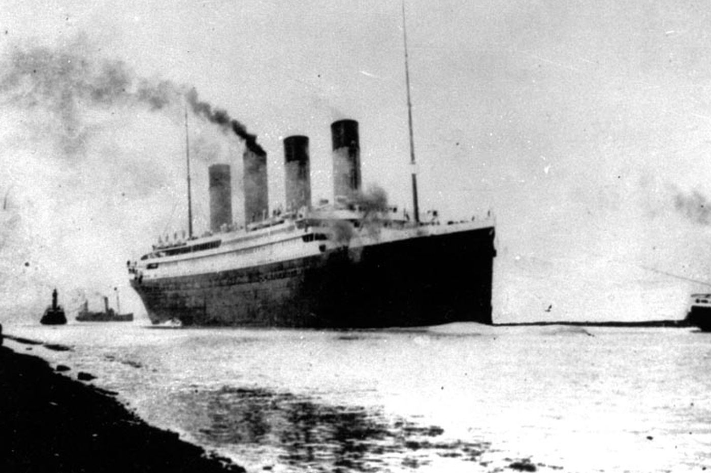 The Titanic's heroic men — and the people who still honor them 107 years later