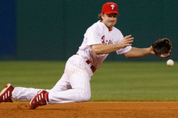 Phillies rundown: Mostly clean, except for Dykstra and Bell.