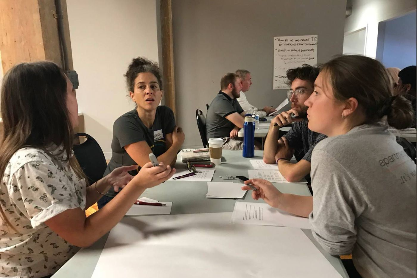 Behind the scenes with Kensington's community newsroom