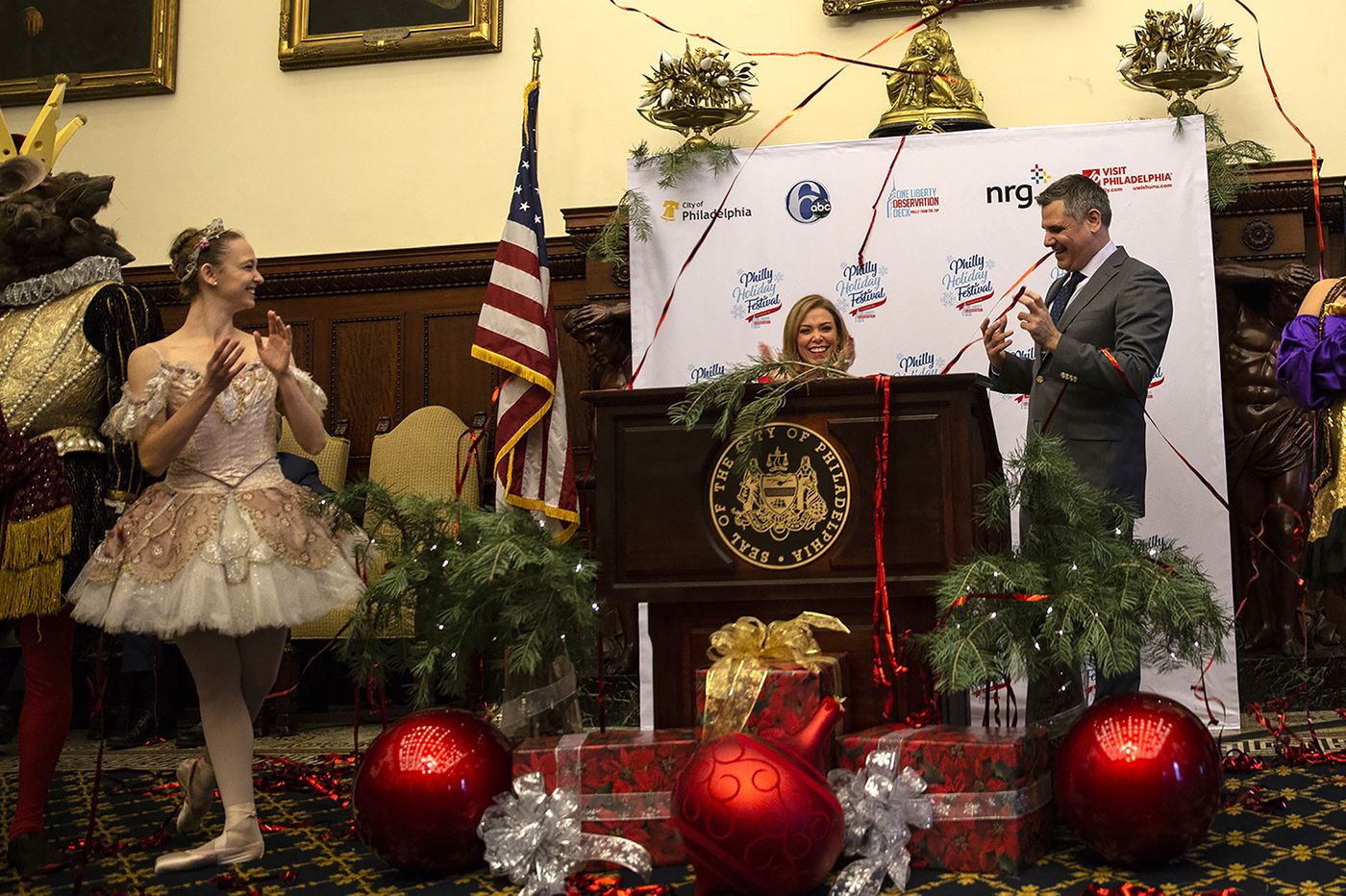 Mayor Kenney announces 2018 Philly Holiday Festival events