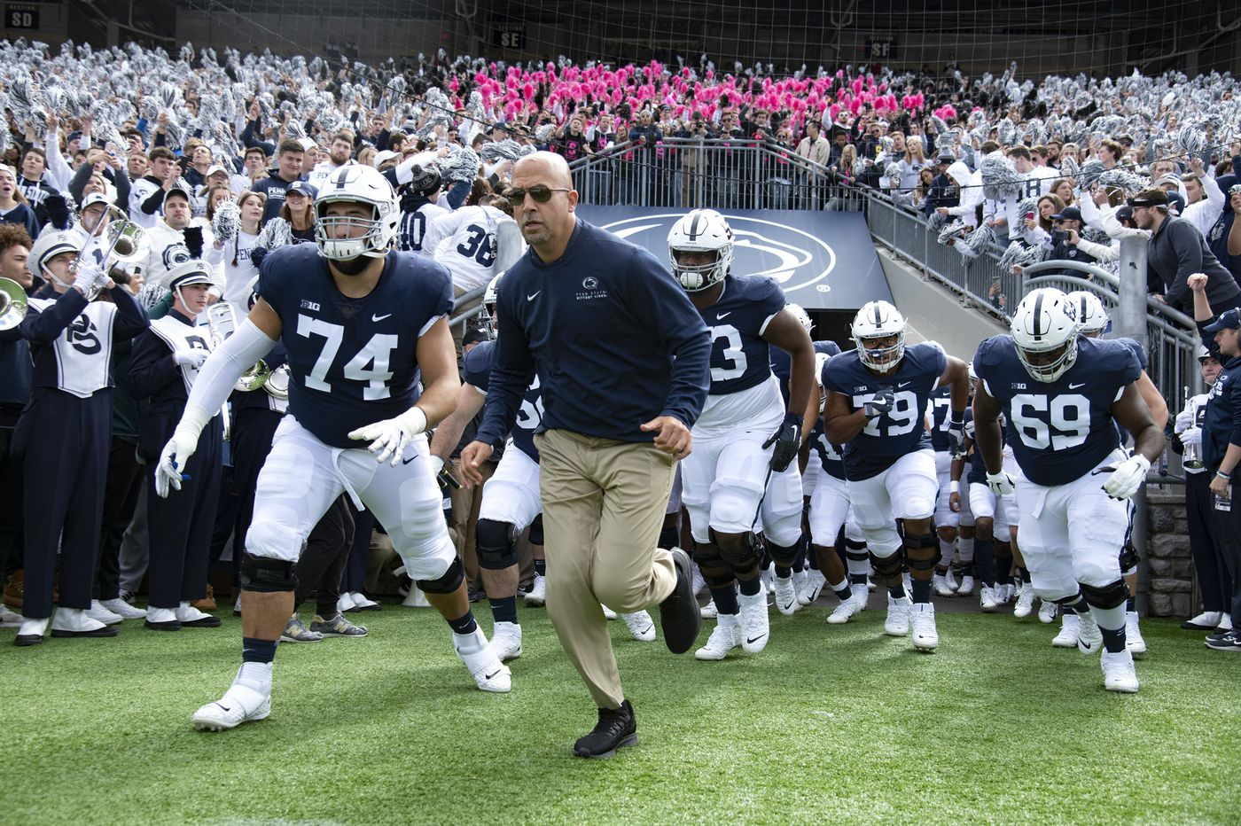 Penn State receives oral commitments from a four-star quarterback and a kicker from Bethlehem