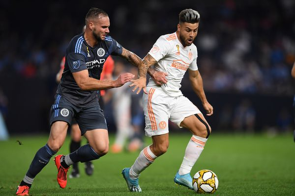 New York City FC beats Atlanta United, 4-1, and does the Union a favor