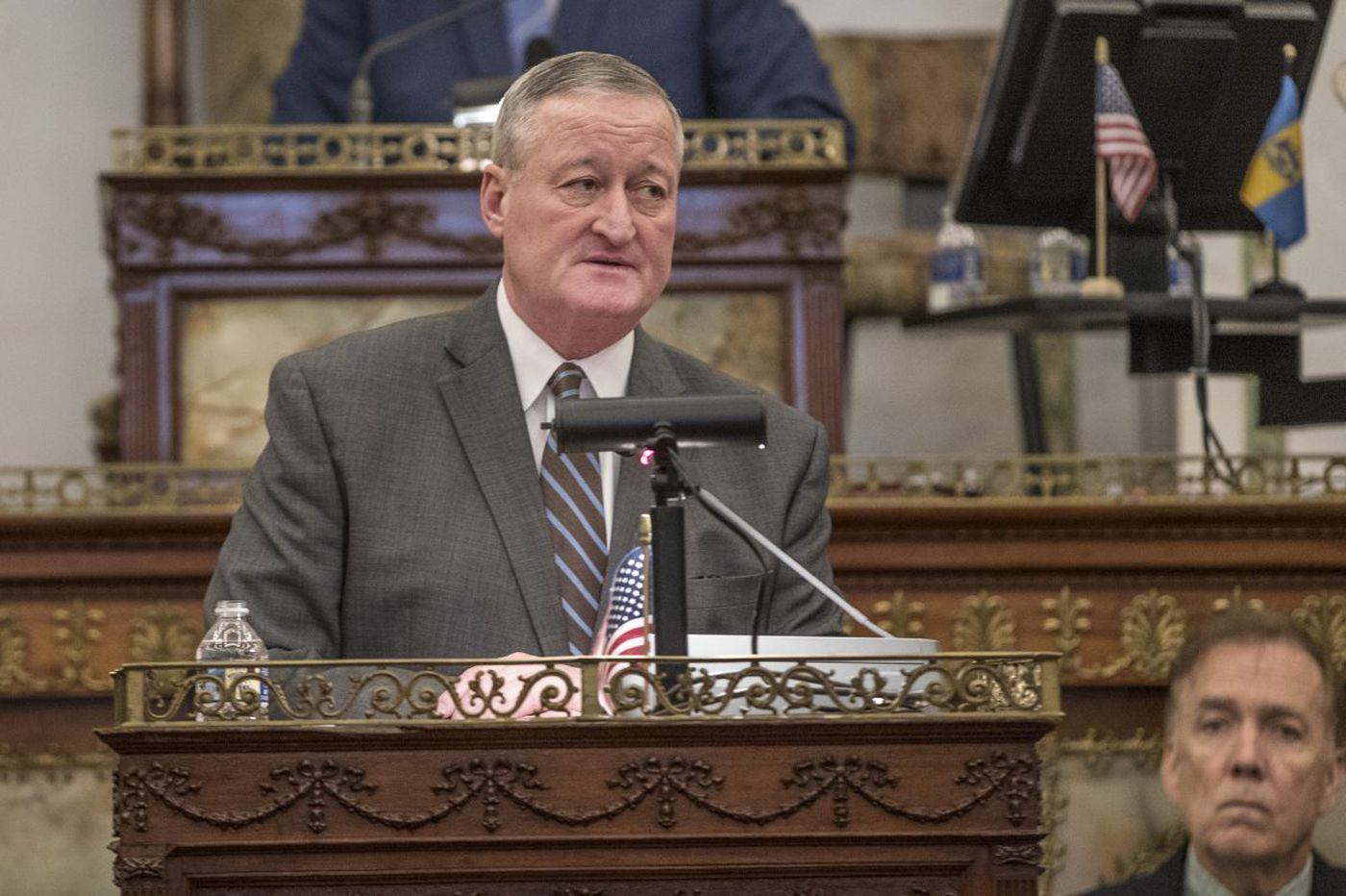 Before pushing tax increases, Mayor Kenney needs to cut the fat | Opinion