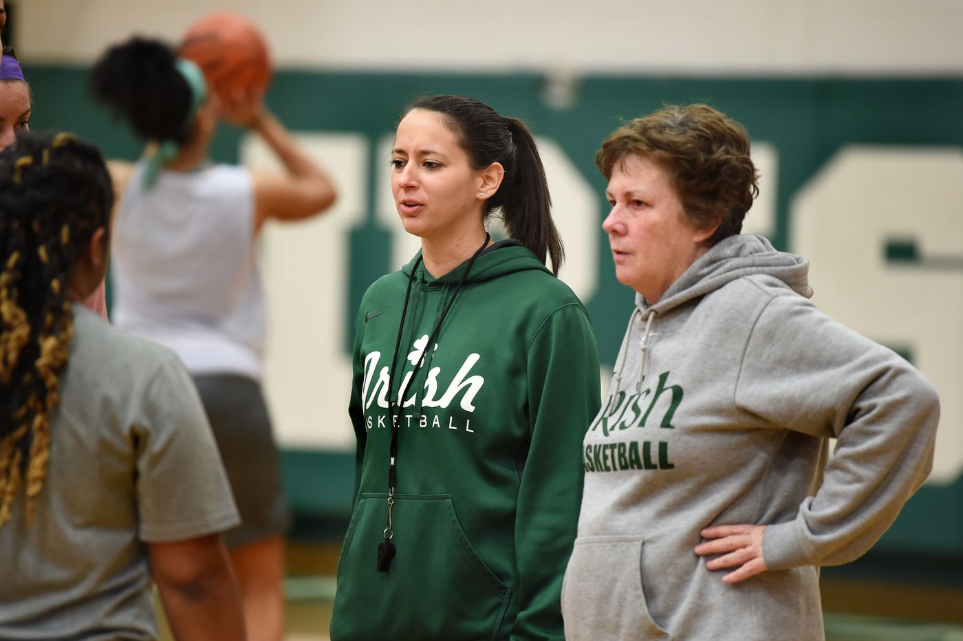 Christine Matera returns to Camden Catholic girls' basketball - as head coach