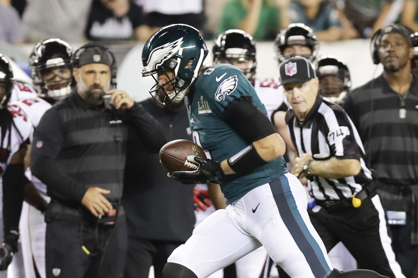 Eagles' Philly Special sequel wasn't as dramatic as in Super Bowl, but it was a hit | Marcus Hayes