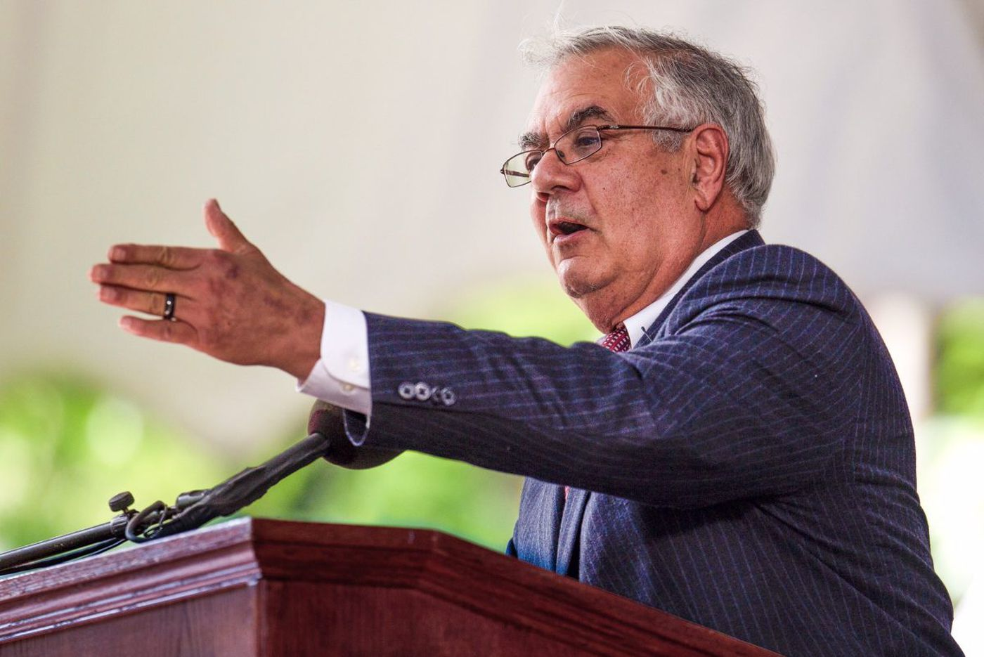 Move over Yo-Yo Ma: Barney Frank to front First Editions concert in October