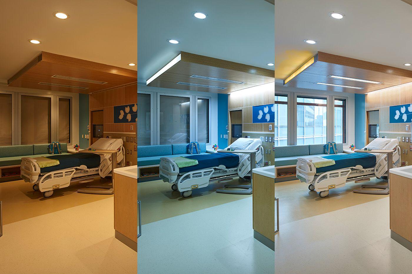 Hospital Corridor Lighting Design: The Era Of Circadian Lighting In Health Care Is Dawning