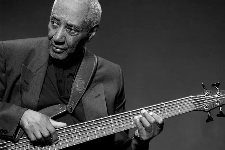 Philadelphia jazz bassist Jymie Merritt, who has died of cancer at 93.