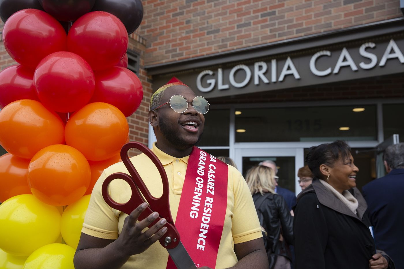 Pa.'s first LGBTQ-friendly homeless residence for young adults opens in Philly