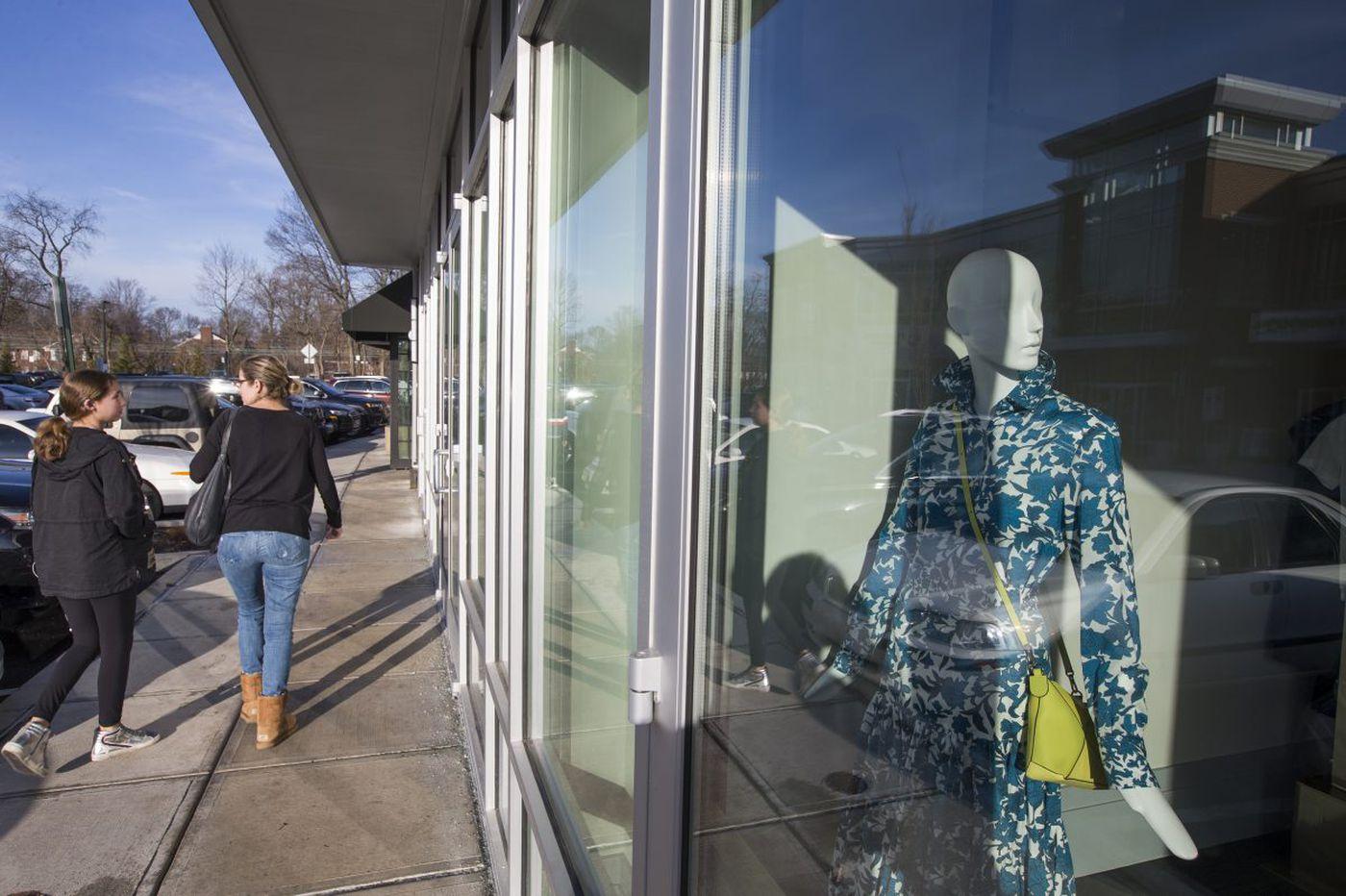 How Bryn Mawr Village found its Main Line shopping niche