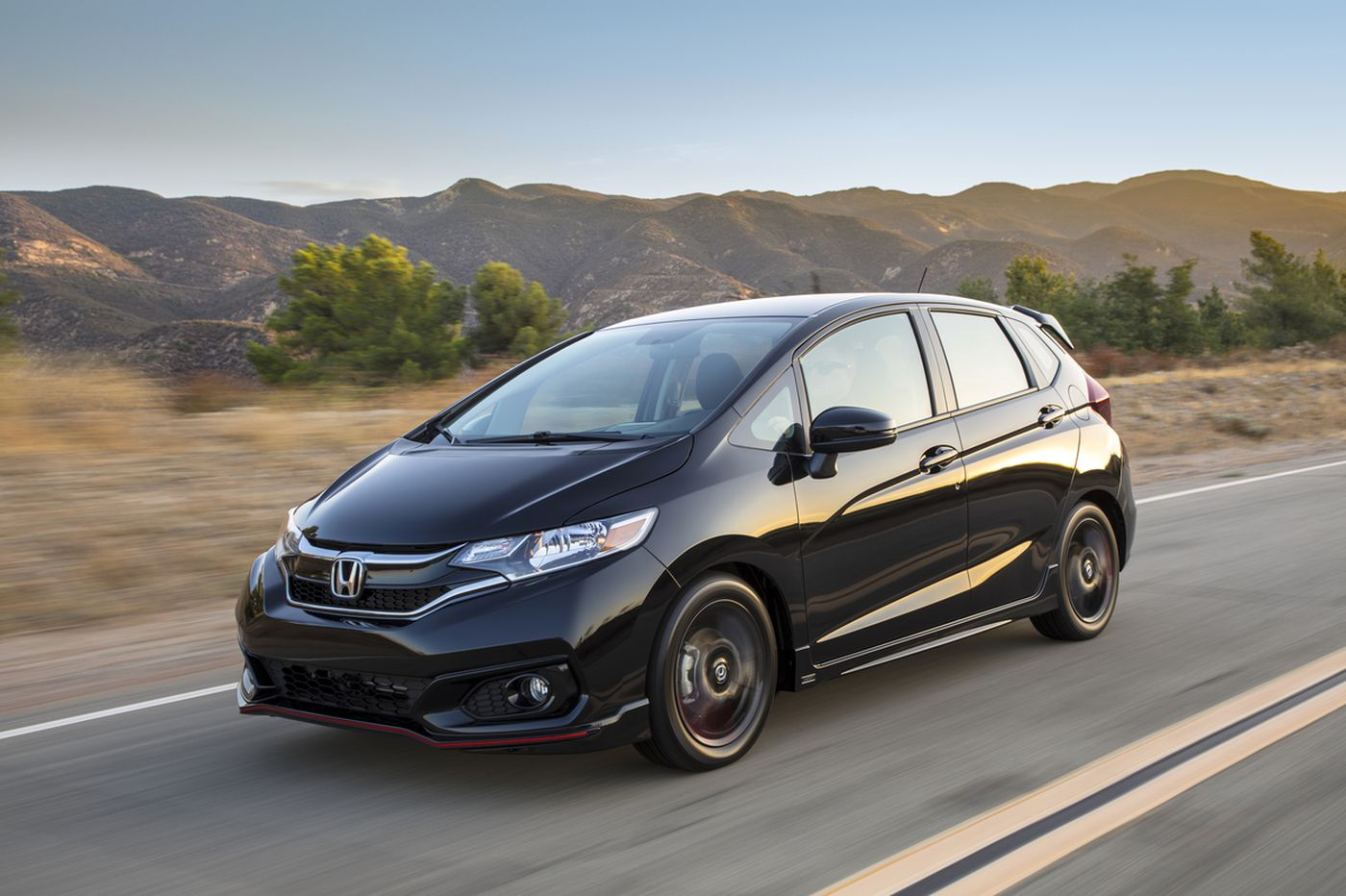 Honda Fit gets new look for 2018