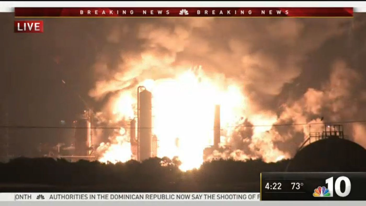 Philadelphia oil refinery fire: What we know as