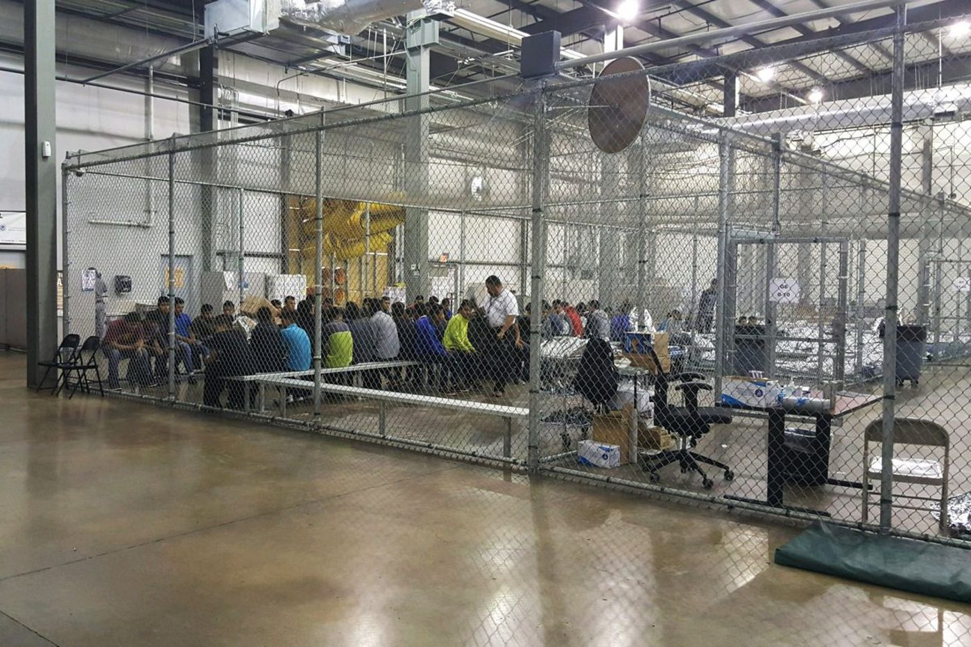 FactCheck: Questions and answers on border detention of children