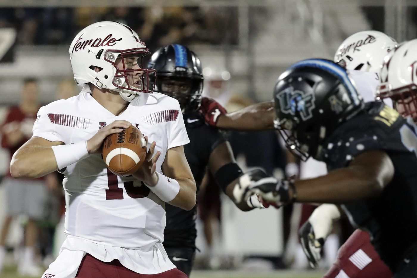 Five observations from Temple's 52-40 loss at UCF