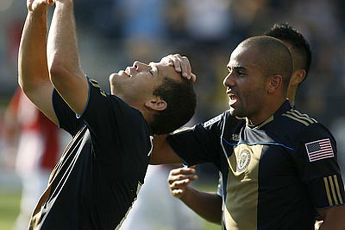 Against Chivas, Union bask in best game of season