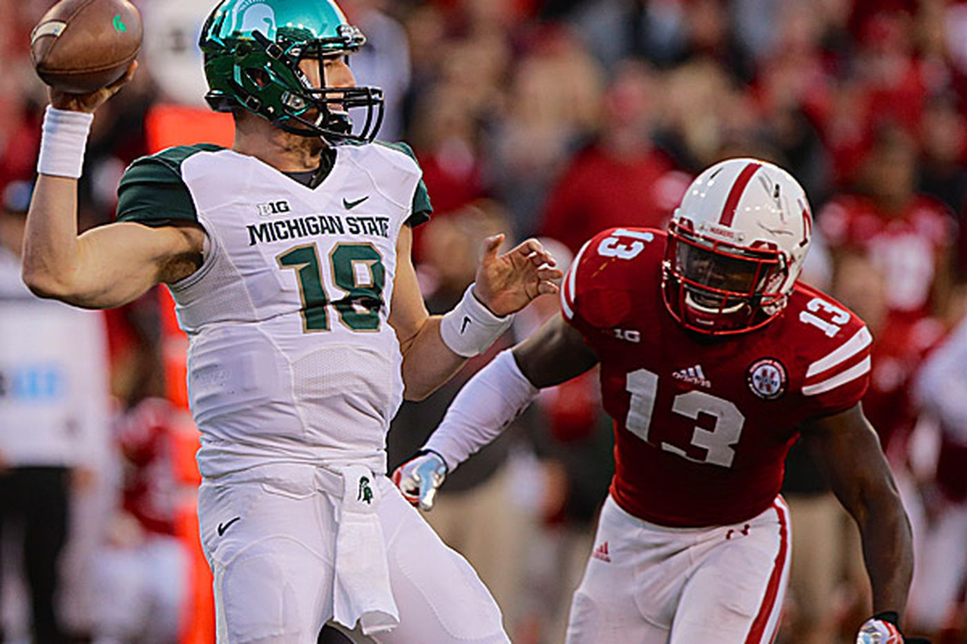 Frankford's Anderson settles into role at Nebraska